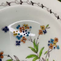 Tuscan China | Art Deco | Square Side Plate x 3 | 1930s